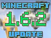 Бесплатно скачать MineCraft 1.6.2