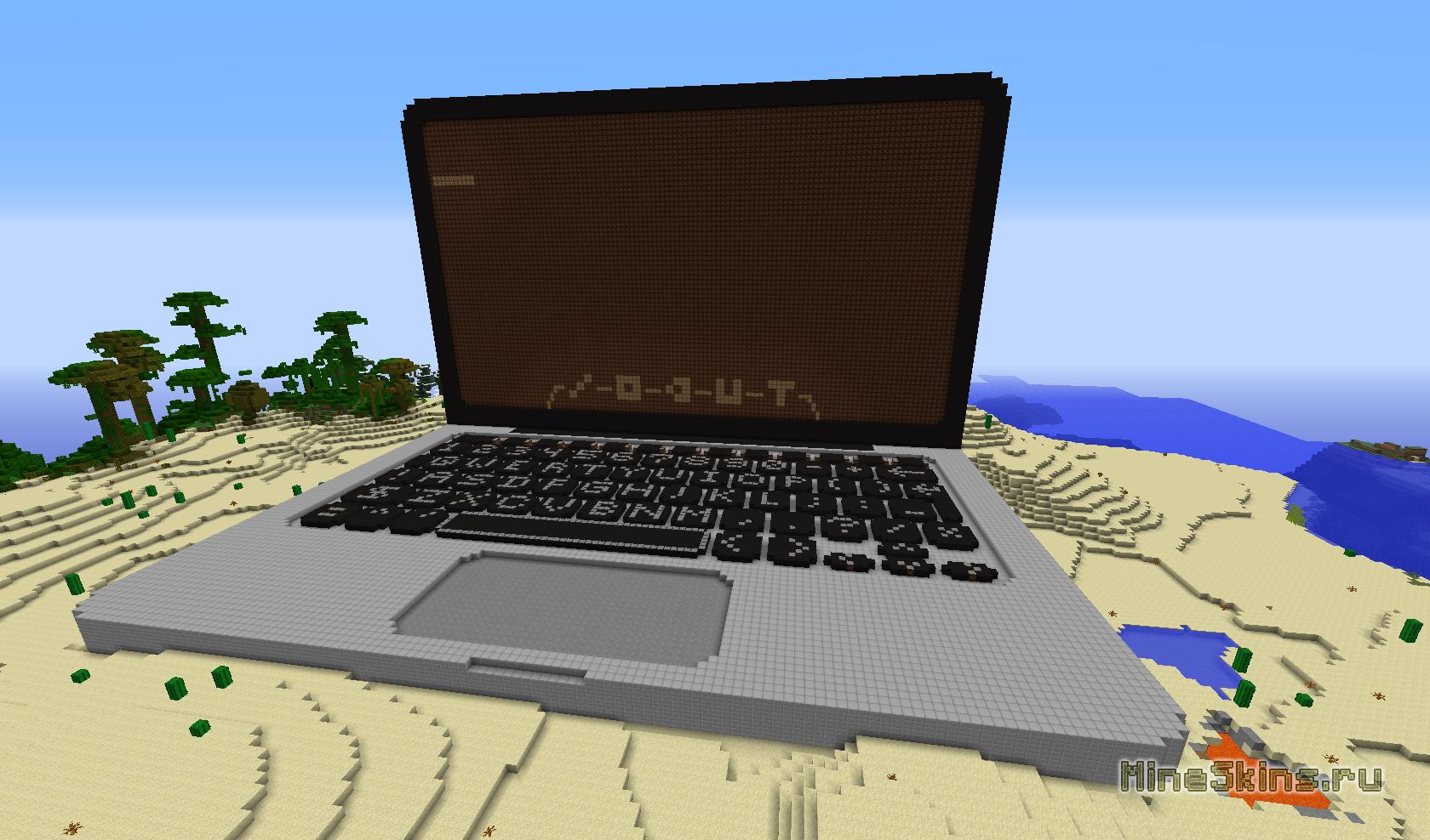 Minecraft macbook air 13 - 34