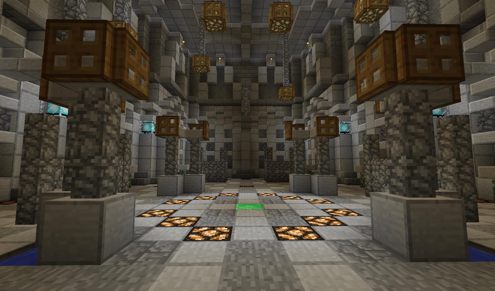 Карта Mob Arena 2 для MineCraft