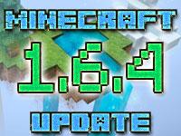 Обновления клиента MineCraft 1.6.4