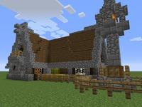 Дом для MineCraft