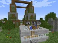 MineCraft PVP карта Wold War