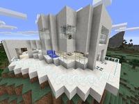 Underground House для Minecraft