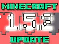 Скачать обновление MineCraft 1.5.2