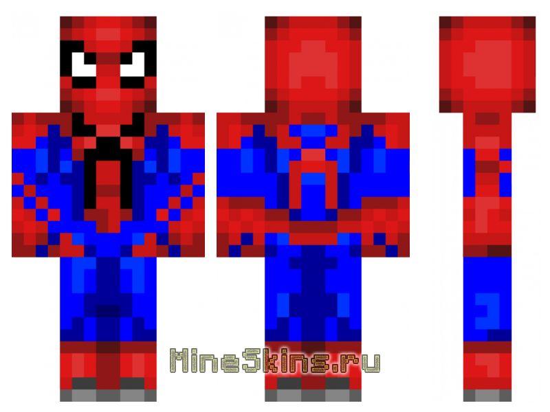 Скин  человек-паук